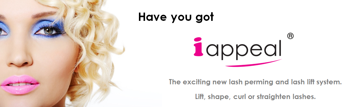 iappeal - Lift, shape and curl your lashes for up to 8weeks!