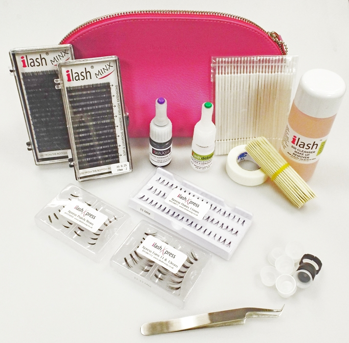 ilash Xpress - Express eyelash extensions kit